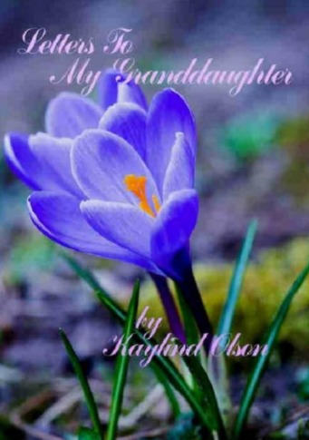 Letters to my Granddaughter written with the twenty-six letters of the alphabet contains twenty-six responsive messages to a granddaughter.