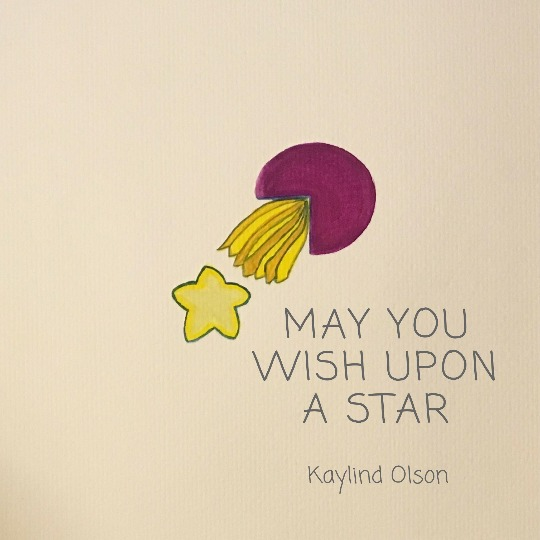 A song written for her grandson, May You Wish Upon a Star, performed by Kaylind Olson, is a song of uncondtional love.